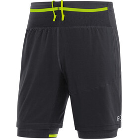 GORE WEAR R7 2in1 Shorts Men black